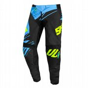 Shot Devo Ventury Youth MX Trousers Cyan